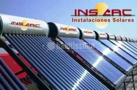 Foto placas solares mantenimiento agua caliente - Placas solares agua caliente ...