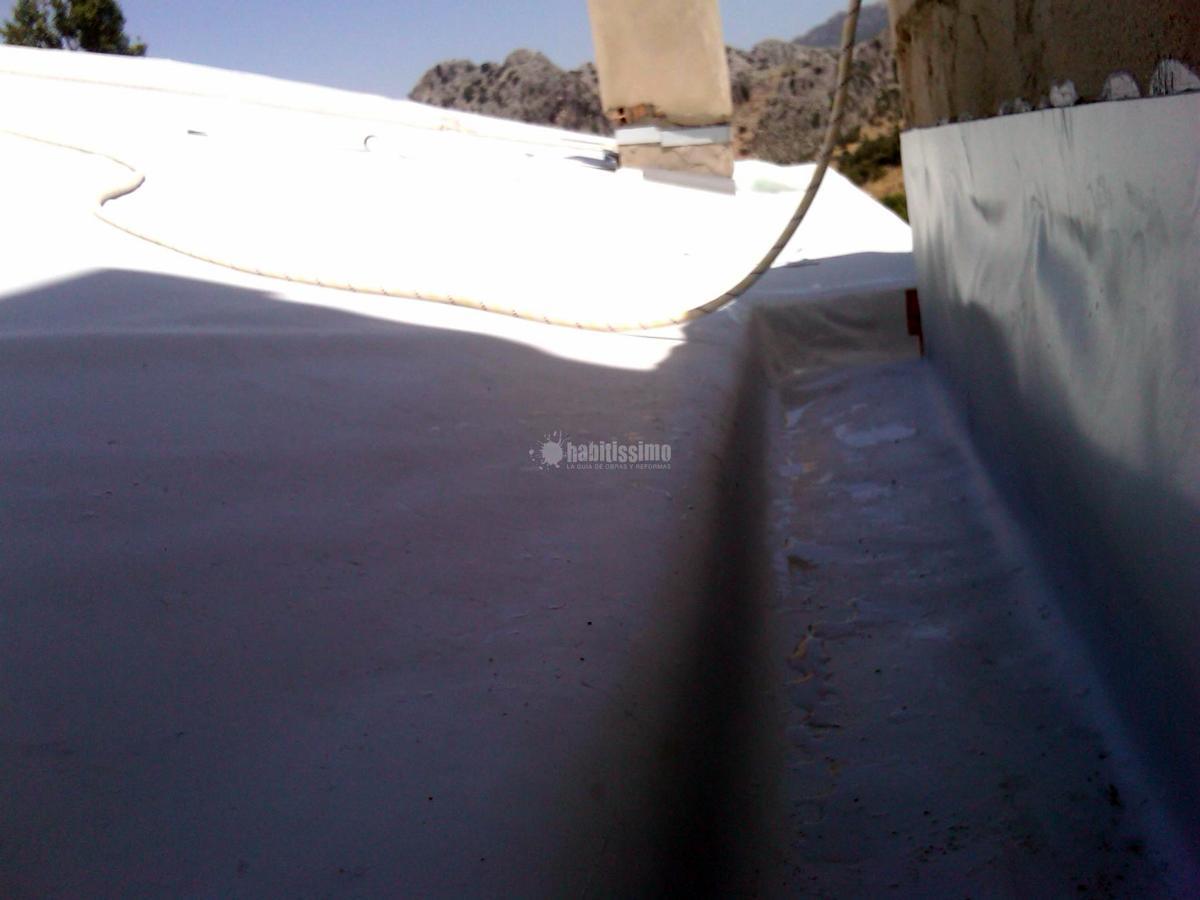 Impermeabilizaciones, Depósitos Agua Potable, Cubiertas Ajardinadas