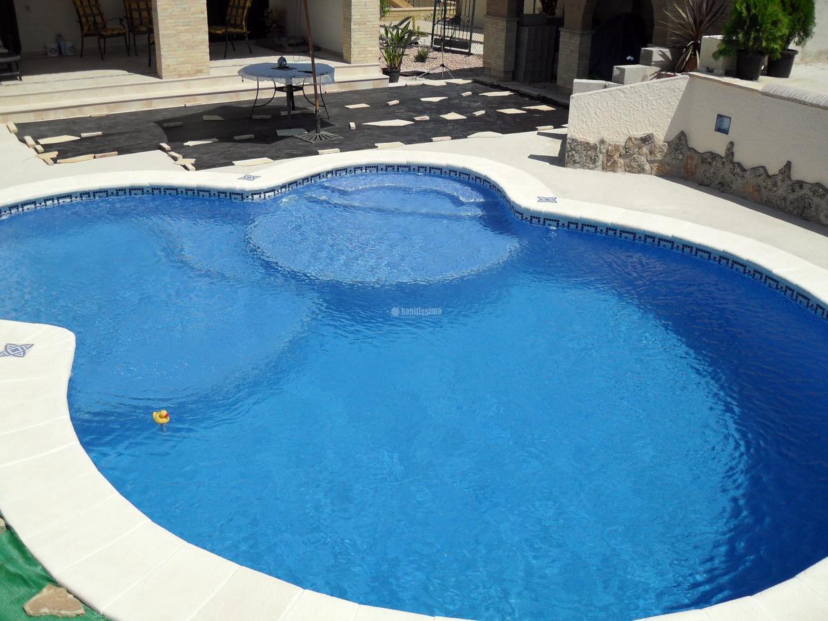 Foto construcci n piscinas reformas piscinas reforma de for Construccion piscinas