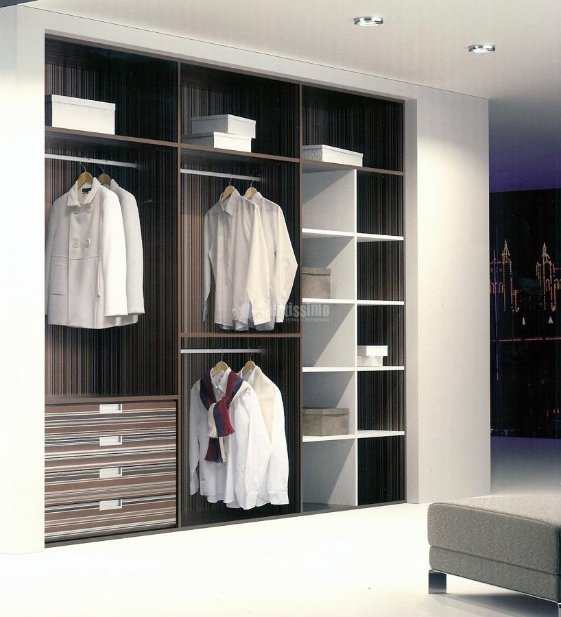 Foto muebles cocina muebles ba o armarios empotrados de - Presupuesto armarios empotrados ...