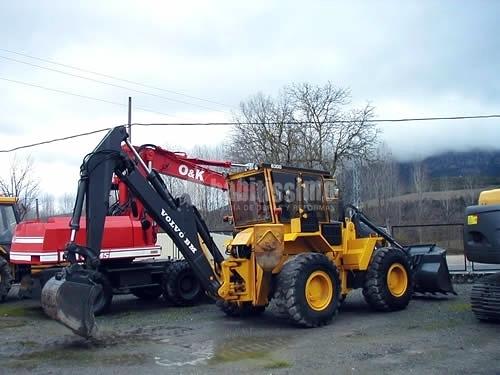 Materiales Construcción, Alquiler Maquinaria