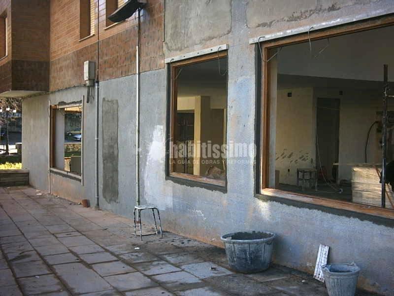 Reformas Viviendas, Restauración Edificios, Construcción Edificios