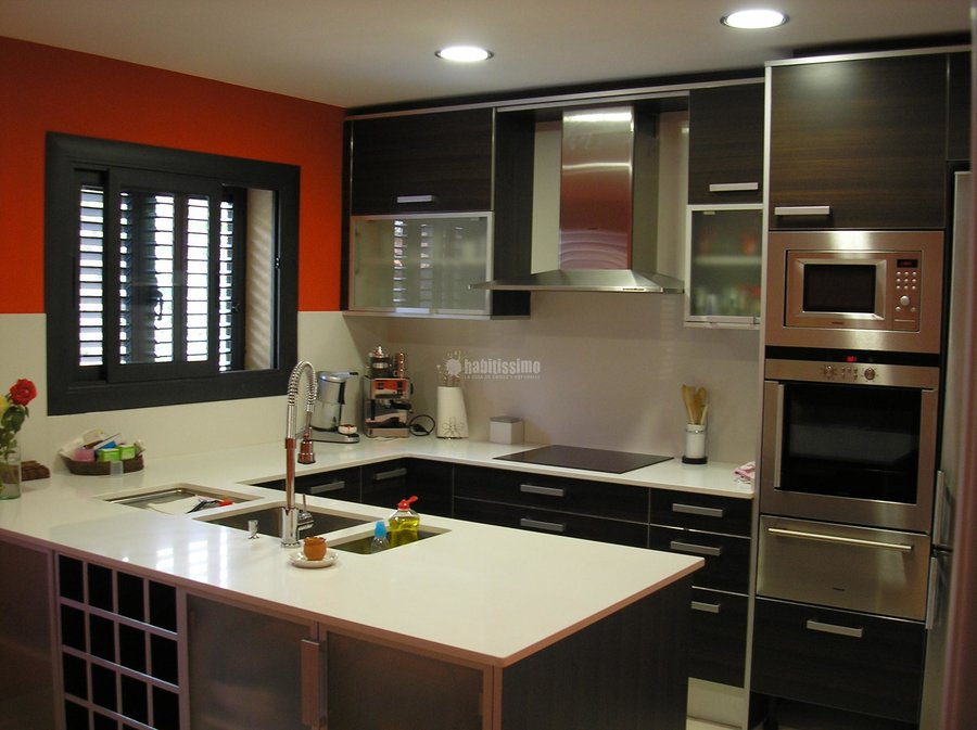 Foto muebles cocina reformas cocinas reformas ba os de - Reformas cocinas sevilla ...