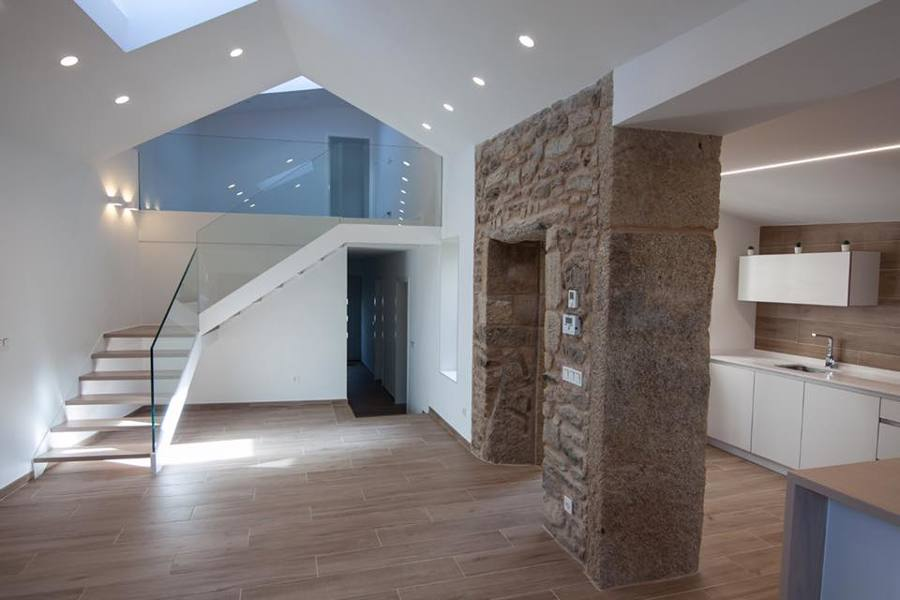Rehabilitación de vivienda tradicional