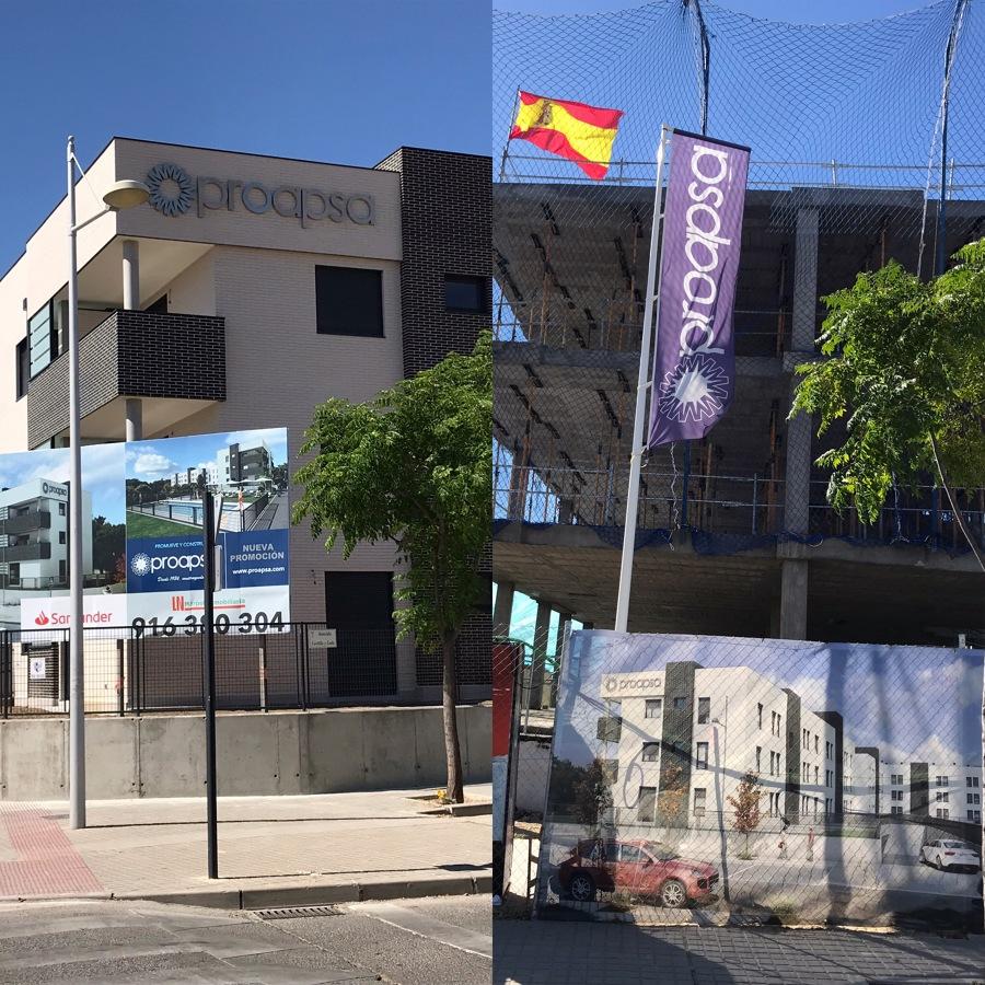 24 viviendas en Villanueva de la Cañada