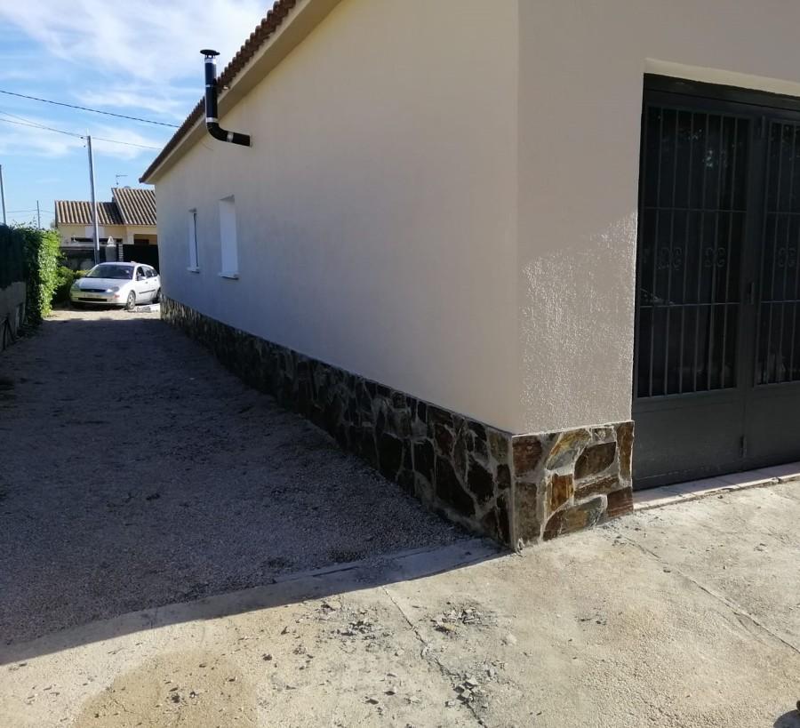 Pintura y reparación  exterior