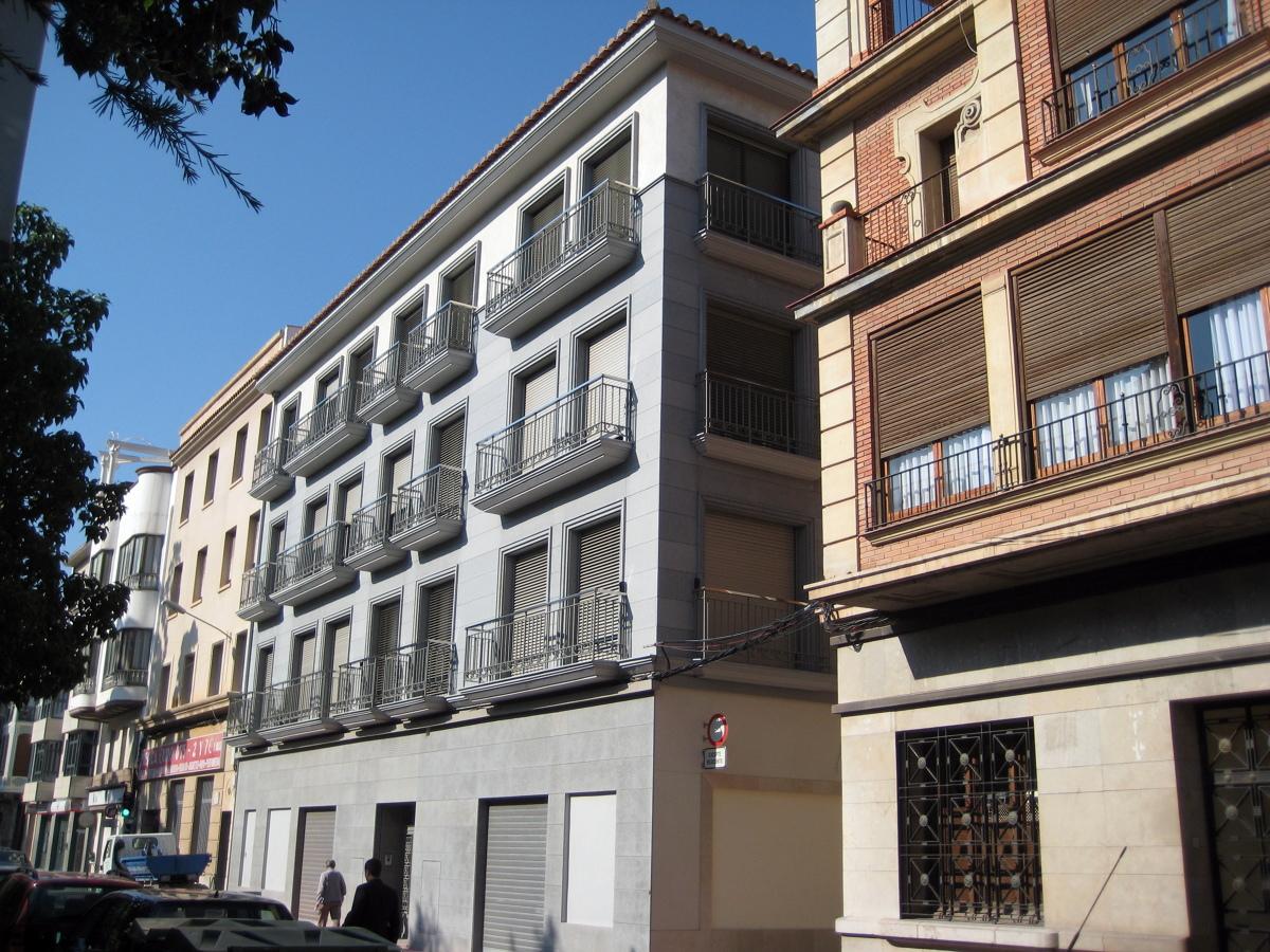 Foto 6 viviendas en burriana castell n de carlos - Arquitecto tecnico valencia ...