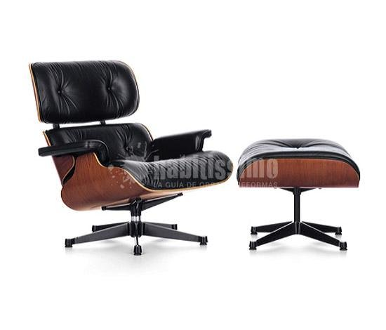 Butaca Lounge Chair de Vitra