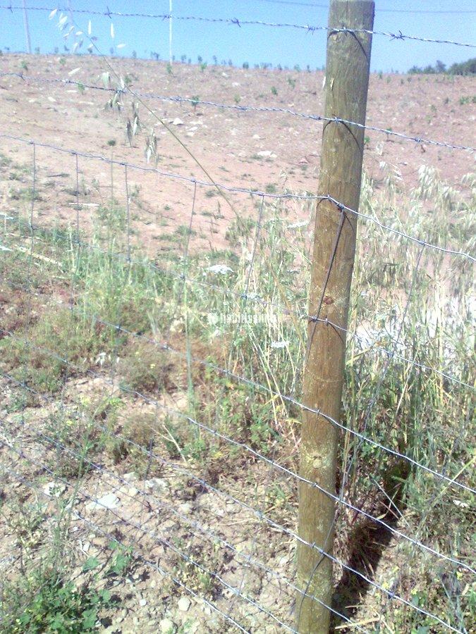 Foto cerramientos vallado parcelas alambradas de - Vallado de parcelas ...