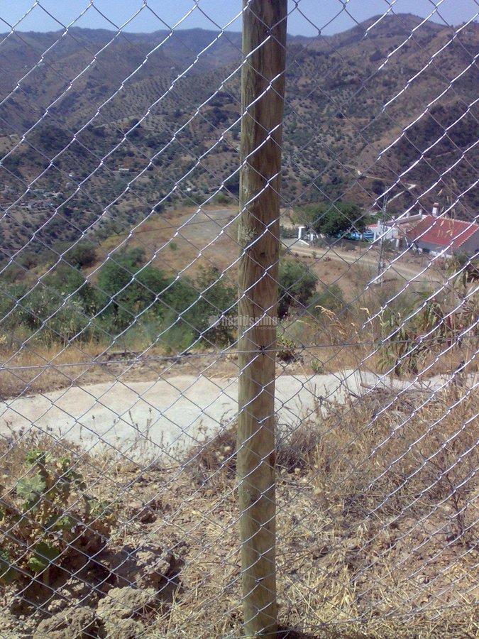 Foto cerramientos vallado parcelas reforma de cercados - Vallado de parcelas ...