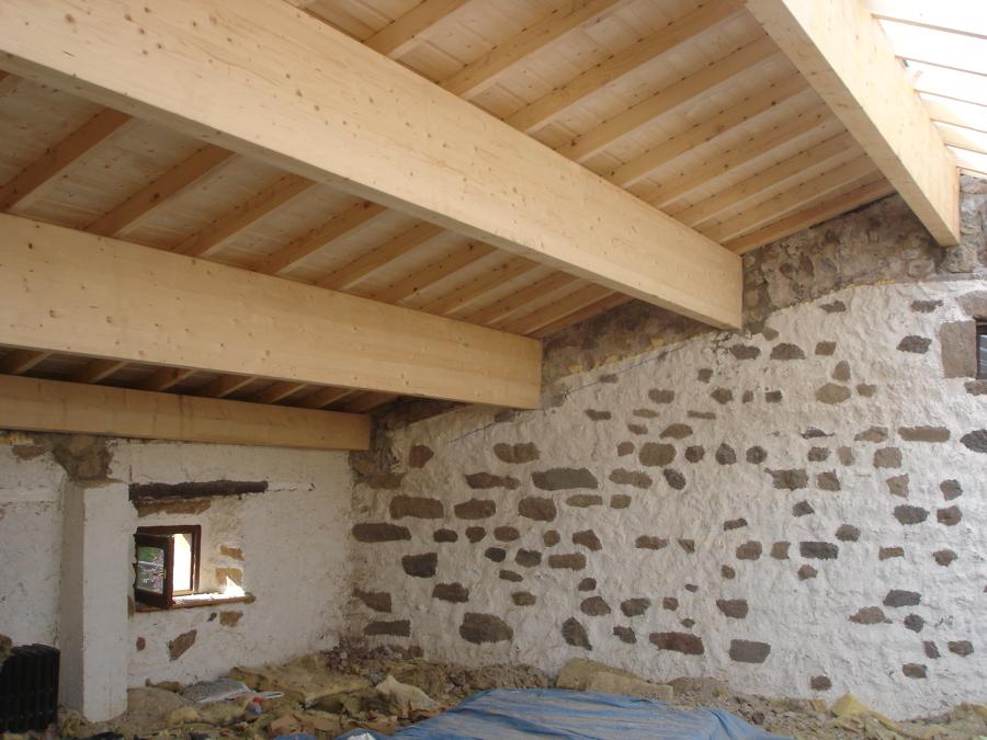 Rehabilitación de vivienda antigua
