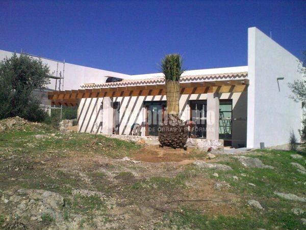 Construcción Casas, Reforma, Obra Nueva