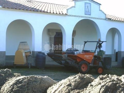 Construcción Casas, Obra Nueva, Rehabilitación Viviendas