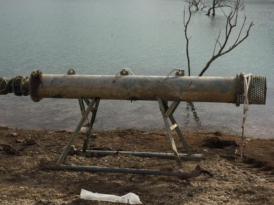 Bomba de agua sumergible 40 Cv para riego