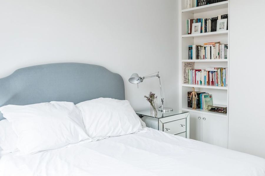 Dormitorio cama de ensueño