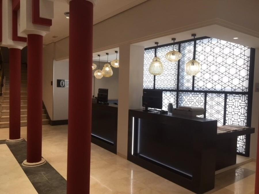 Reforma Hoteles: zonas comunes