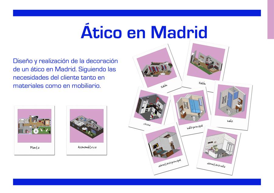 Ático en Madrid