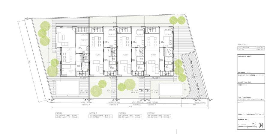 Arquitectos, Urbanismo, Rehabilitación