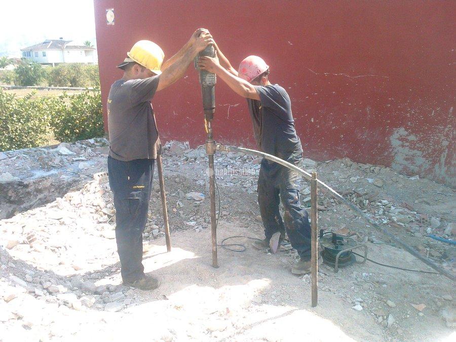 Construcción Casas, Cimentaciones, Construcción Edificios