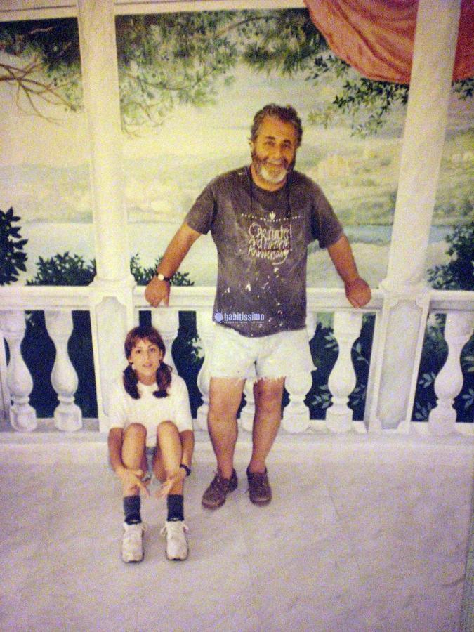 Decoración Traspantojo con Mario Tardito (año 1995)