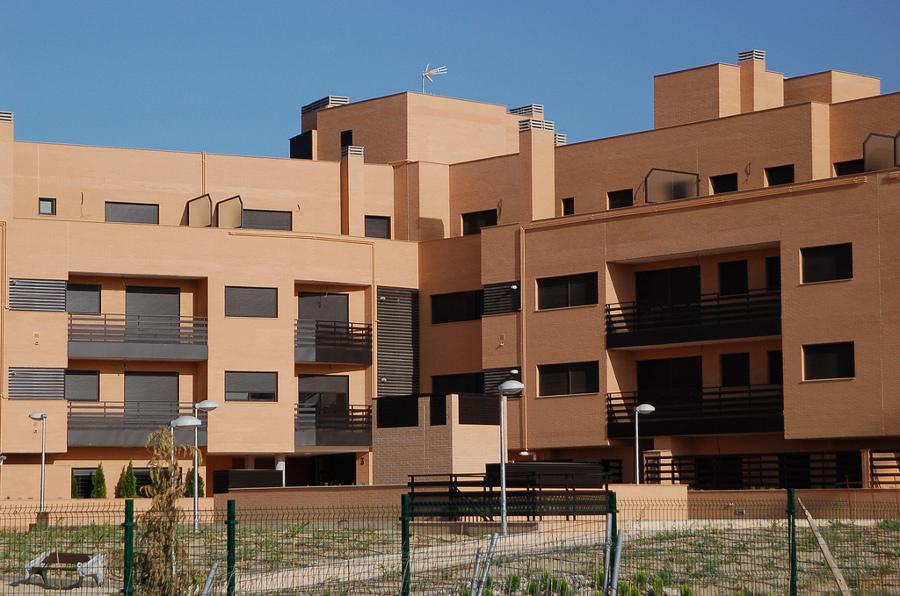 Edificio de viviendas protegidas en Pinto