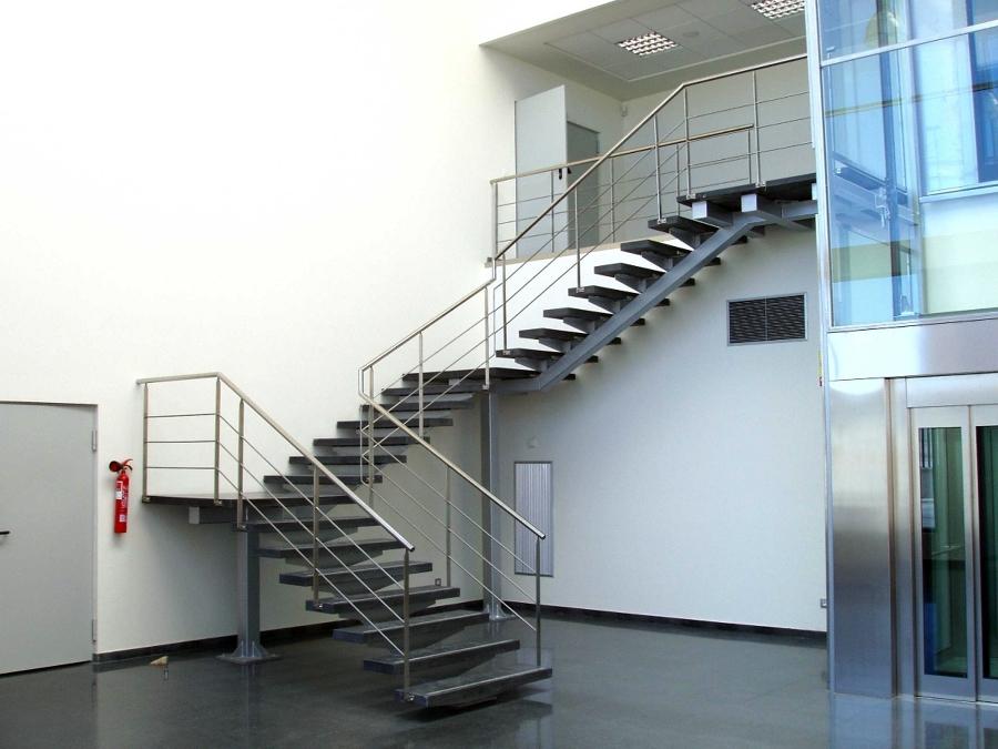 8- Escalera