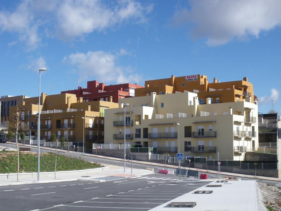 Foto 80 viviendas vpp en salamanca de angel p rez 583871 - Arquitectos en salamanca ...
