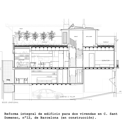 Foto arquitectos interioristas construcci n edificios de smlarq 86709 habitissimo - Arquitectos interioristas ...
