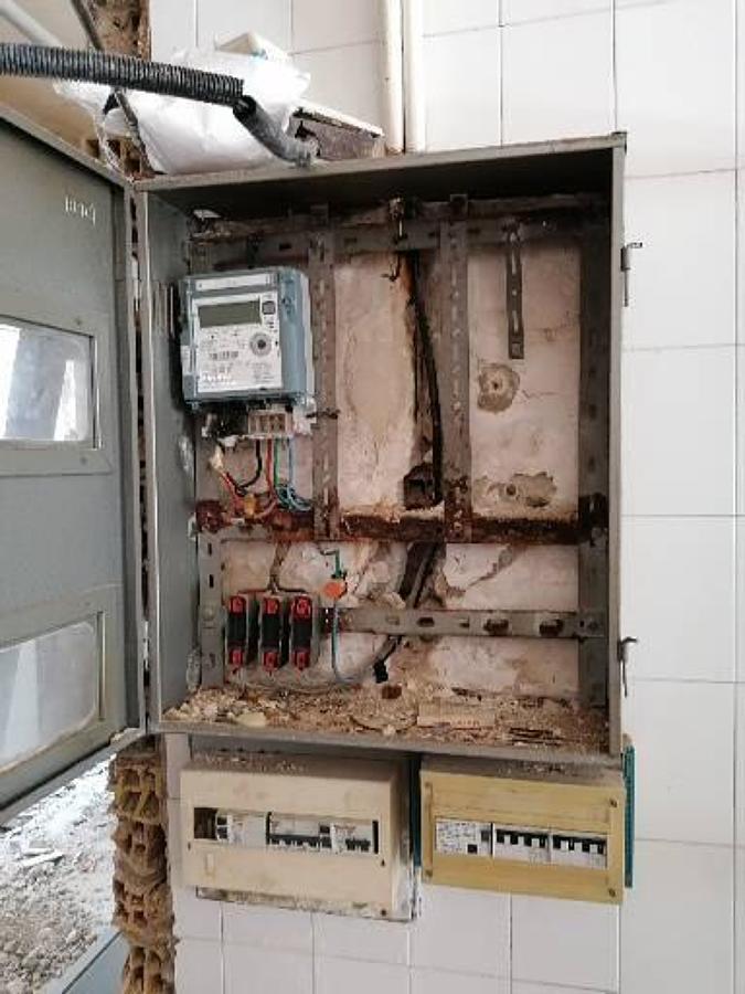 Electricidad de obra