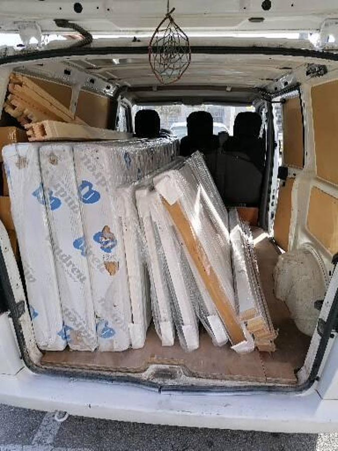 Transporte de materiales