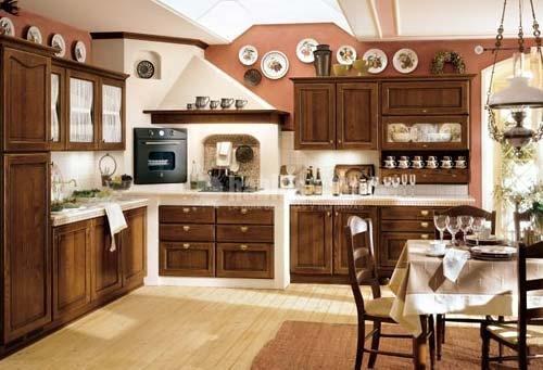 Foto muebles cocina art culos decoraci n decoraci n de for Cocinas estilo colonial