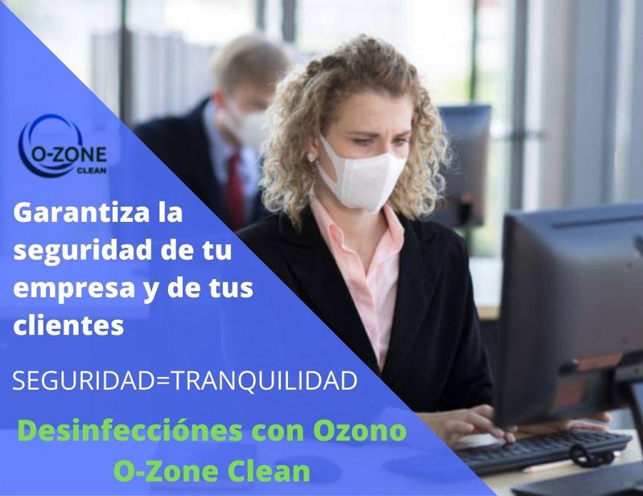 Desinfeccion de Oficinas
