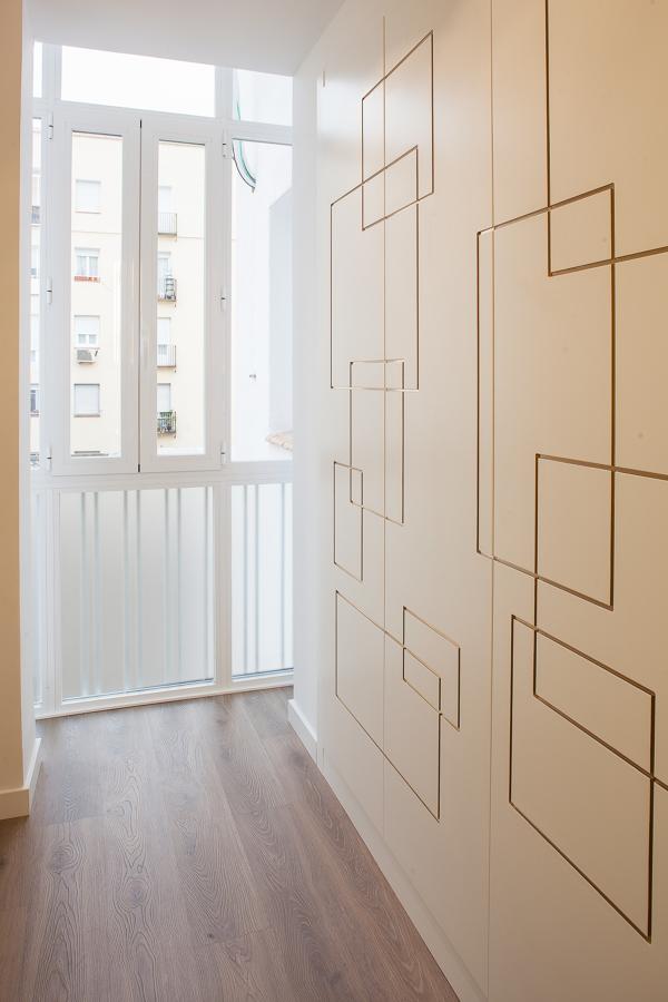 Diseño puertas de armario a medida