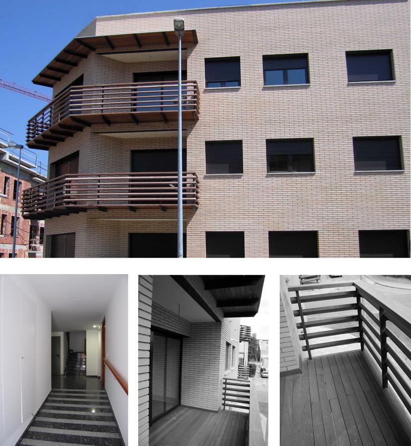 9 habitatges a Banyoles (Girona)