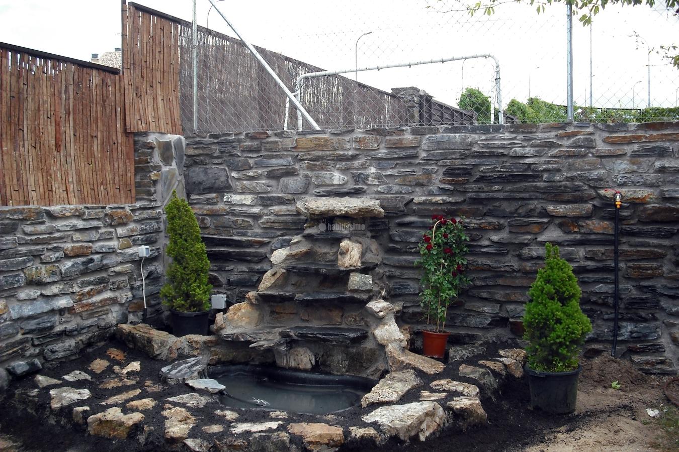 Jardineros, Servicio Jardinería, Riego Automático