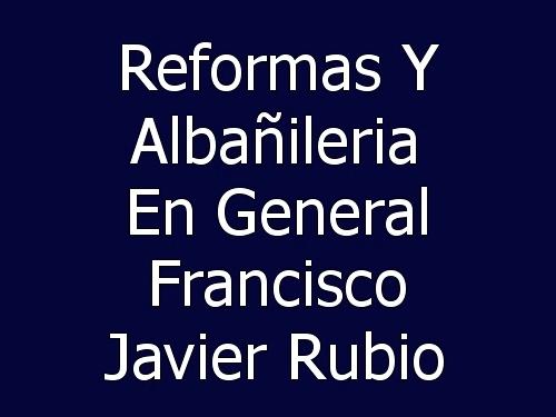 Foto alba iles de reformas y alba ileria francisco javier - Albaniles en palencia ...