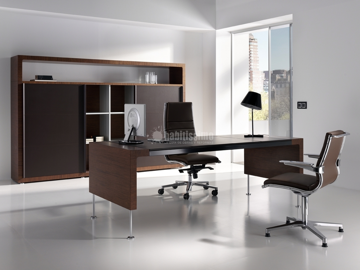 Foto despachos de direcci n de victor silva s l 31840 for Muebles de oficina ourense