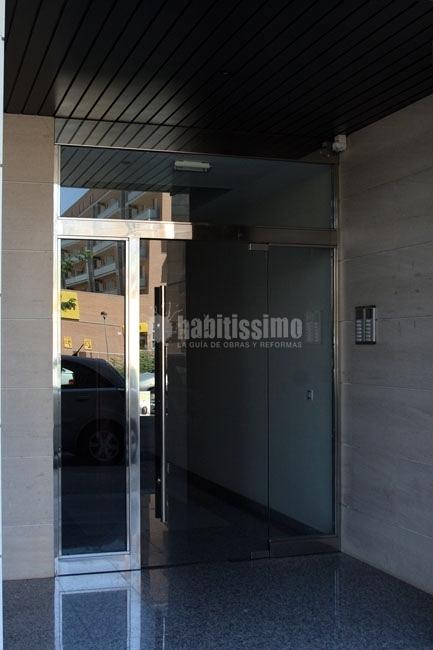 Carpintería Metálica, Carpintería Aluminio, Puertas