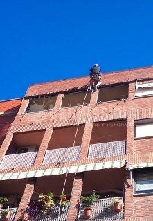Trabajos Verticales, Pintura General, Rehabilitación Edificios