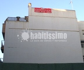 Trabajos Verticales, Rehabilitación Edificios, Pintura General
