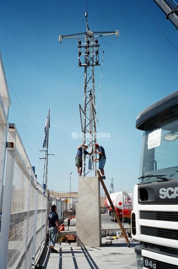 Foto electricistas videoporteros fontaneros de electricidad palomares multiservicios 92438 - Electricistas en murcia ...