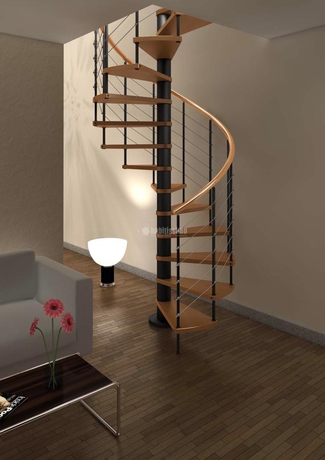 Foto reformas viviendas escaleras kit escaleras de - Reformas de escaleras ...