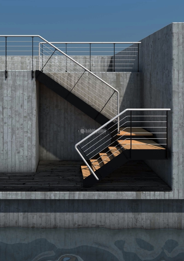 Reformas Viviendas, Obras Menores, Escaleras Kit