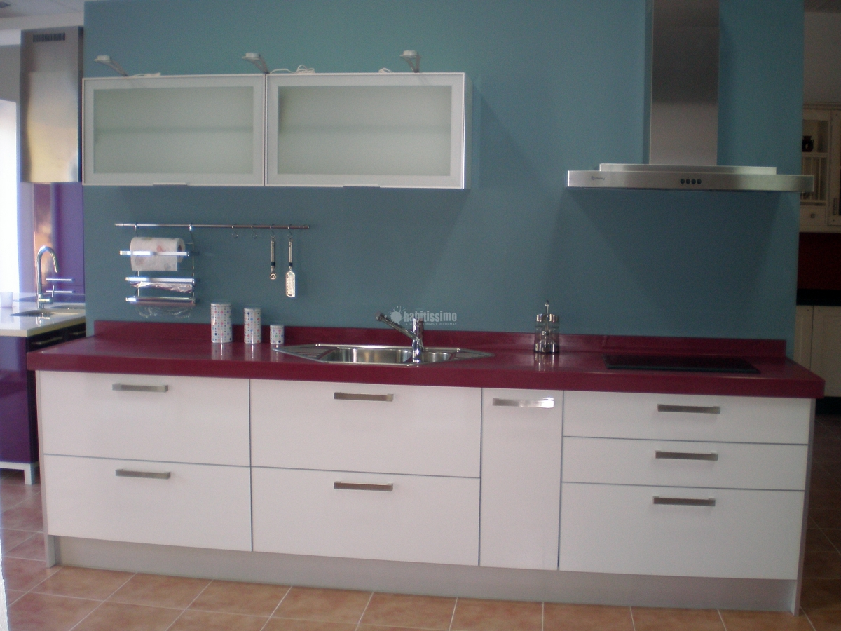 Foto muebles cocina armarios art culos decoraci n de - Muebles de cocina albacete ...