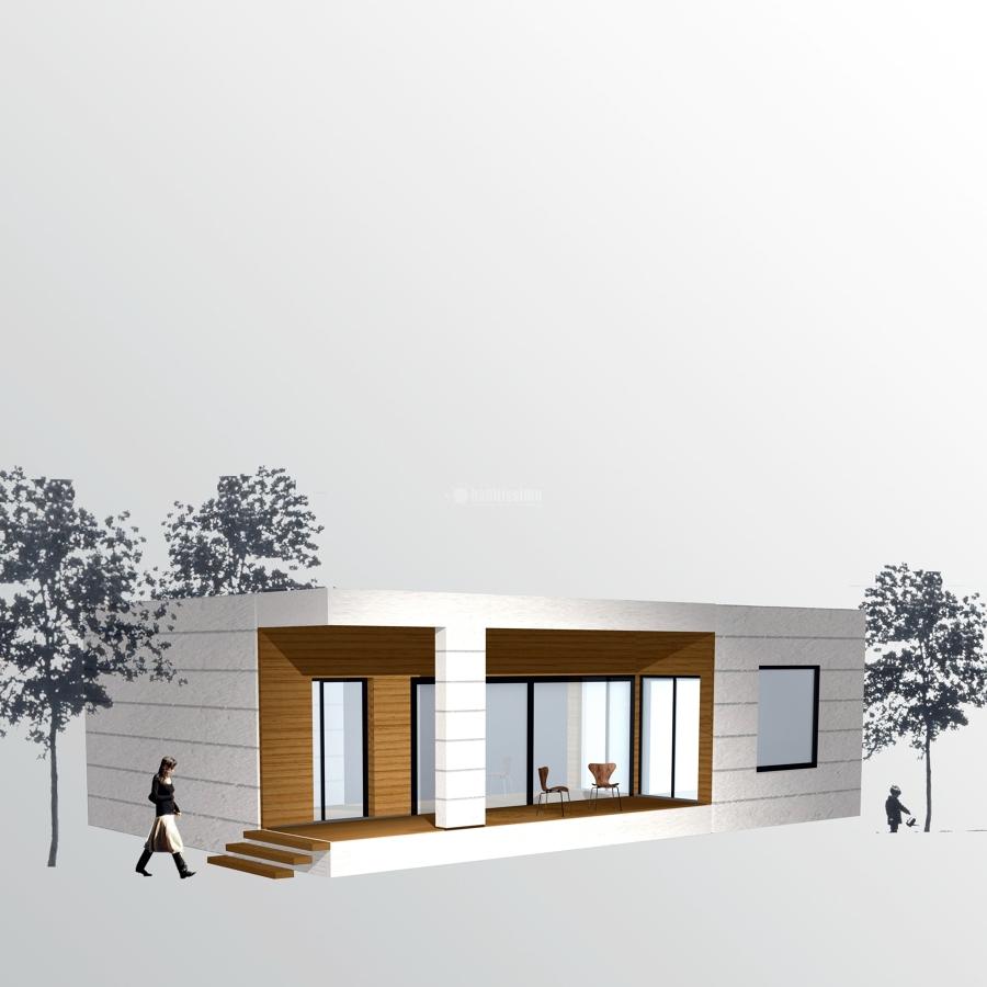 Foto Arquitectos Casas Modulares Arquitectura Modular