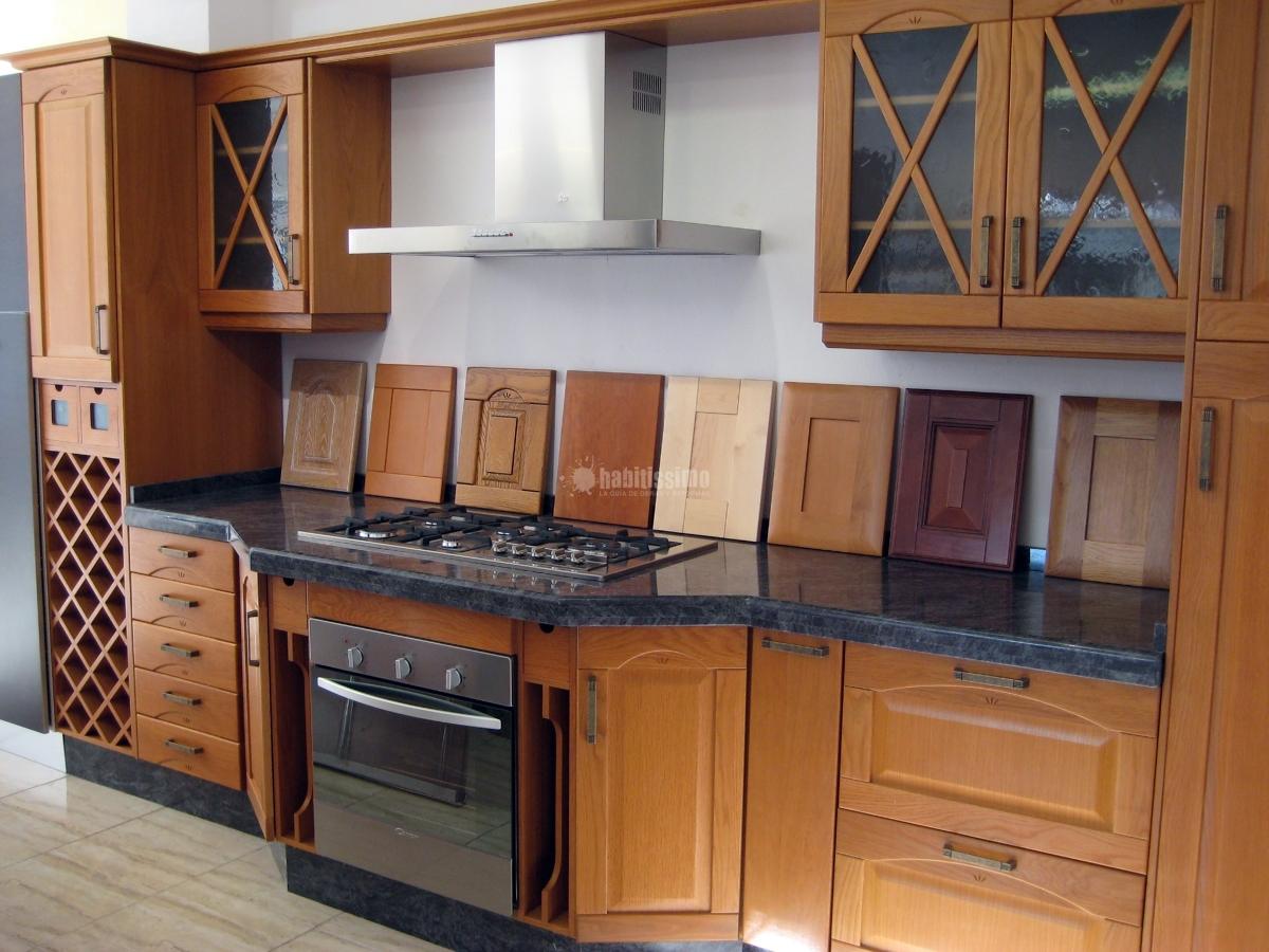 Muebles de cocina ebano granada ideas - Muebles de cocina en granada ...