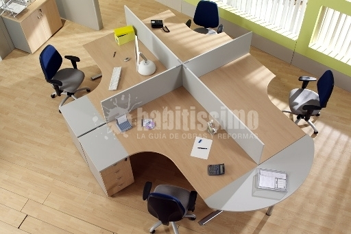 Muebles Oficina, Mobiliario Comercial, Estanterías Metálicas