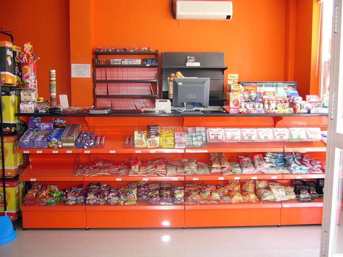 Foto muebles oficina estanter as met licas mobiliario for Muebles de oficina palencia