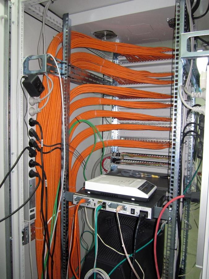 Electricistas, Redes Informáticas, Incendios