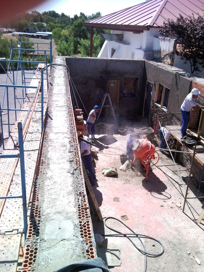 Restauración Edificios, Reformas Integrales, Impermeabilizaciones